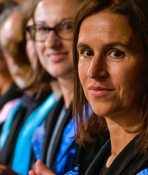 Anne Weyembergh stakeholders