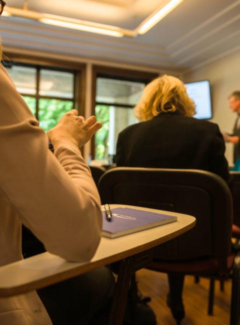 Admission à la formation continue et sur mesure à l'IEE-ULB