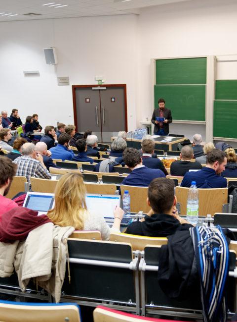 Cycles de conférences à l'IEE-ULB