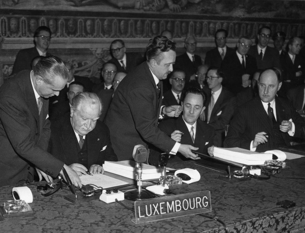 Rome Treaty 1957