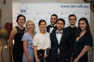 étudiants de l'iee