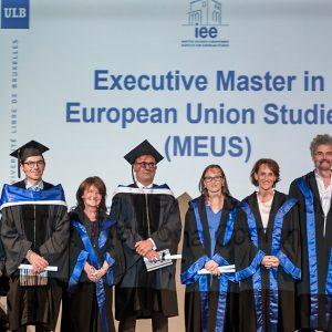 master exécutif en études européennes
