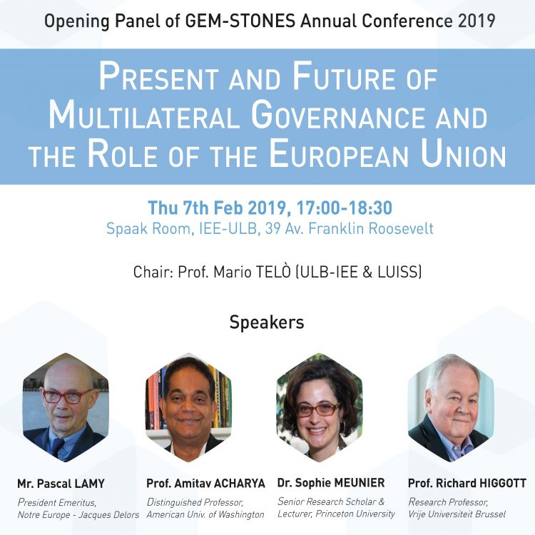 Multilateral Governance