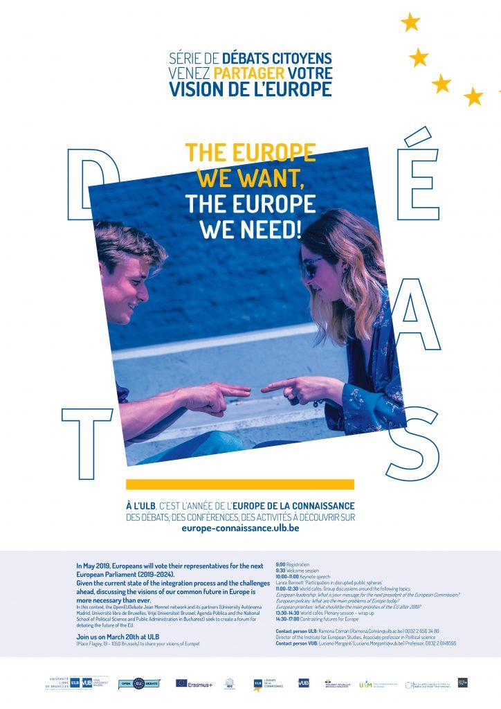 visions de l'europe