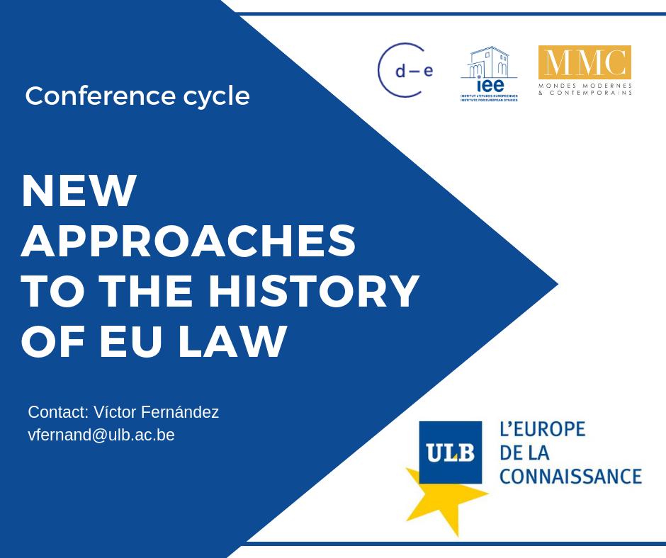 History of EU Law
