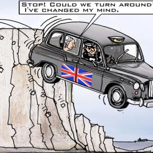 Brexit cartoons