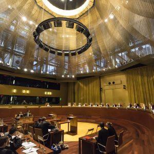 état de droit dans l'union européenne