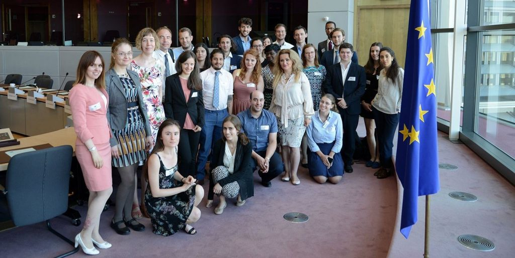 Brussels Summer School for Young Leaders - European Parliament - 2019