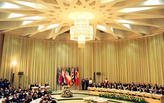 Maastricht Treaty, 1992