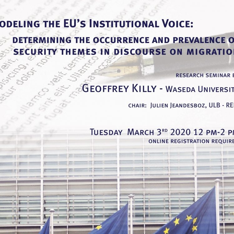 Conference Geoffrey Killy