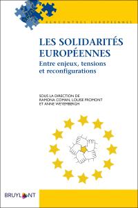 Couverture livre : Les solidarités européennes