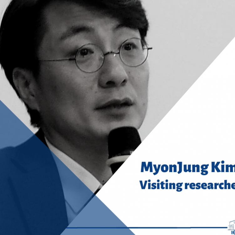 MyonJung Kim visiting researcher