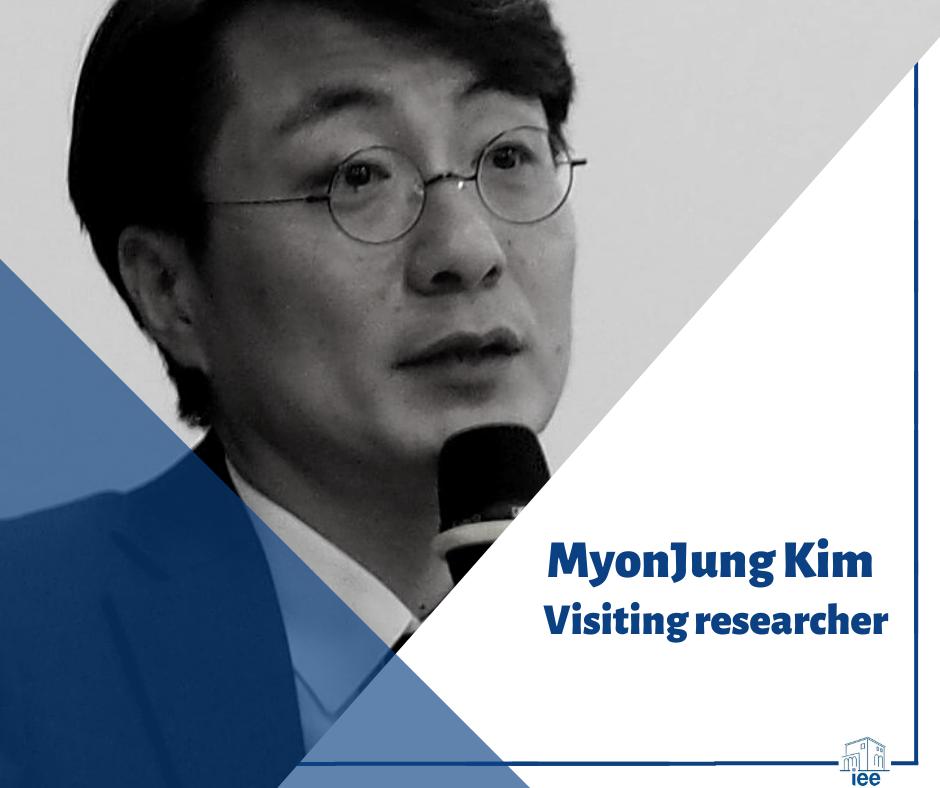 MyonJung Kim visiting researcher