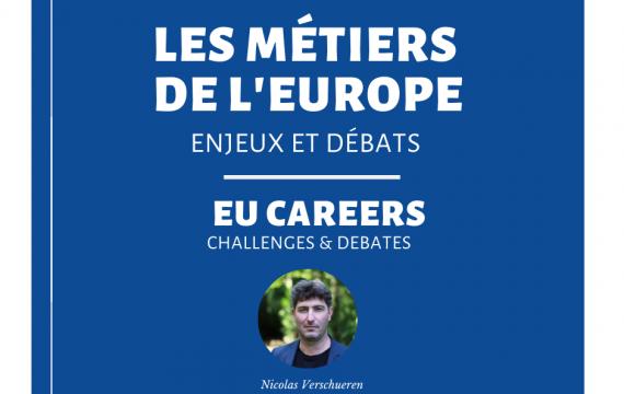 métiers de l'Europe