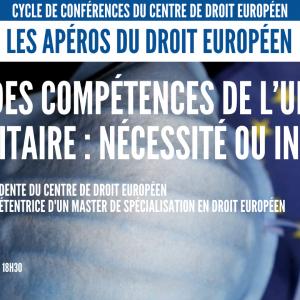 compétences de l'UE